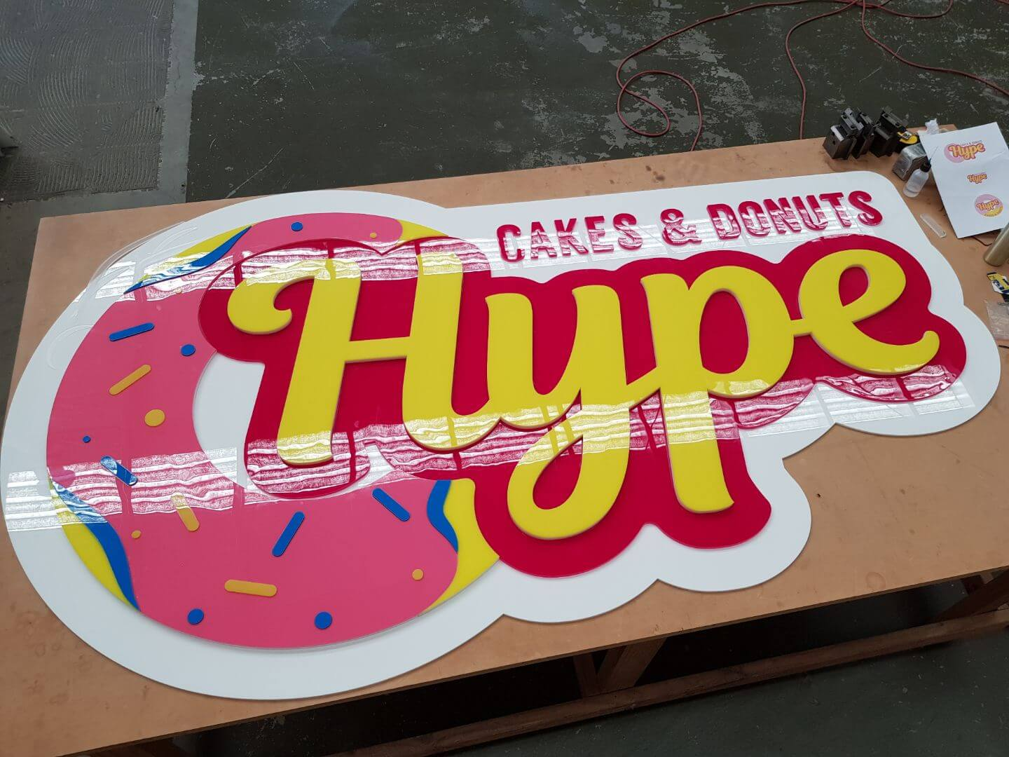 Sign HYPE